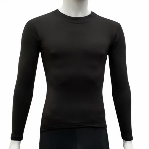 Camiseta termax térmica negra